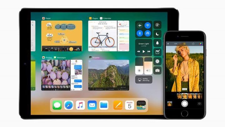 When is iOS 11 coming out?Apple's most recent full-version update of iOS, iOS 1