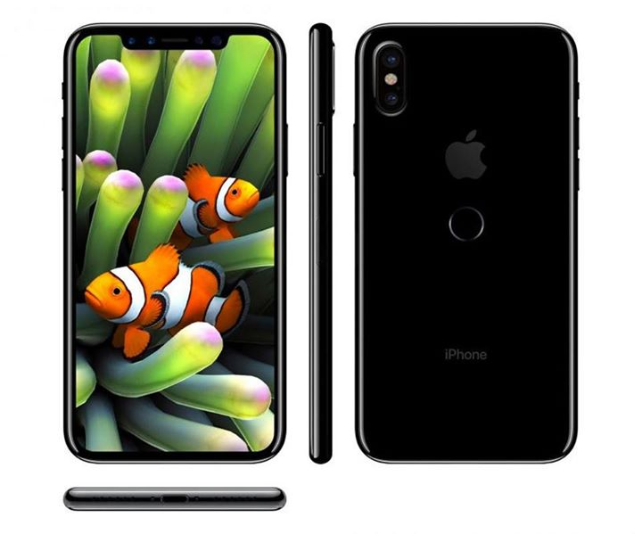 The iPhone 8 may feature an IP68 water resistance rating, an improvement over th