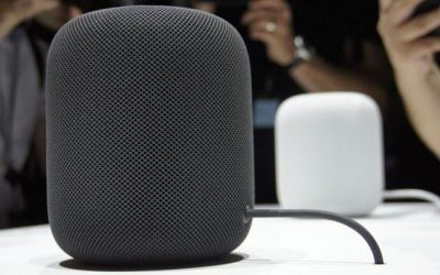 A breakthrough speaker   HomePod combines Apple-engineered audio technology and